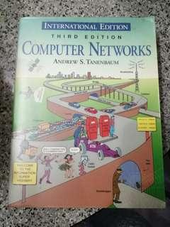 Computer Networks 參考書