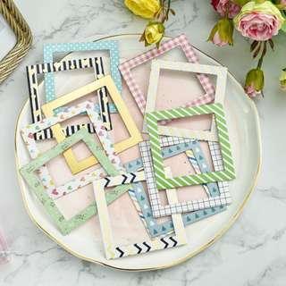 Frame Card Stock - B