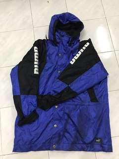 Puma windbreaker sweater