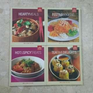 Cooking Book by Mrs Leong Yee Soo