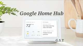 Google Home Hub / Nest Home hub (Ready stock)