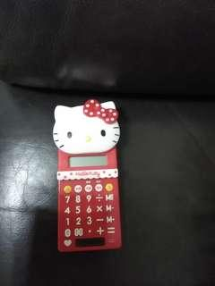 Hello Kitty 計算機