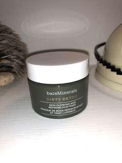 Bare minerals dirty detox 30g travel size