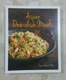 Cooking Book : Asian One-dish Meals