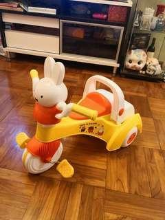 Miffy 兒童三輪腳踏車