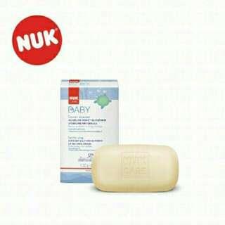 🚚 Nuk嬰兒專用香皂100g