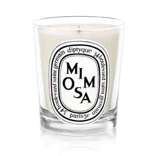 🚚 Diptyque mimosa含羞草70g香氛蠟燭