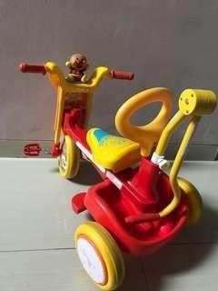 Anpanman Sepeda Roda 3