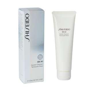 Shiseido Ibuki Purifying Cleanser FULL SIZE 125 ml (BRAND NEW)