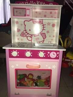 Kitcen set Hello Kitty