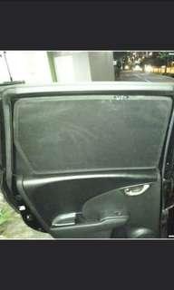 Honda fit GE magnetic shade