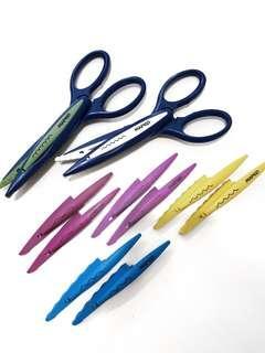 Maped Interchangeable Pattern Scissors