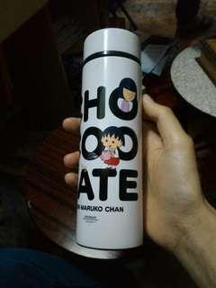 小丸子 x Chocolate 暖水杯 保溫杯