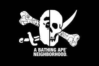 [PO] A Bathing Ape x Neighborhood Collab