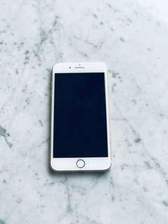 For Sale iPhone 7+ 128 GB Gold