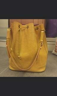 Lv Epi Noe handbag
