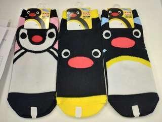Pingu 船襪
