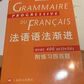法語語法漸進