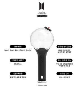 [WTB] READY STOCK BTS Official Army Bomb Ver 3