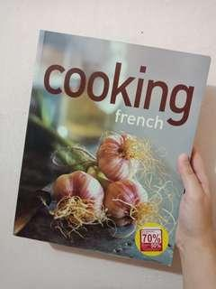 Recipe book: Cooking French