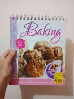 Recipe book: Baking