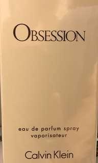 Calvin Klein Obsession edp decant