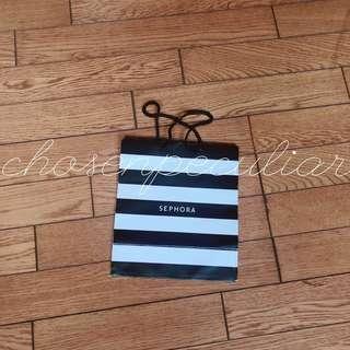Sephora提袋