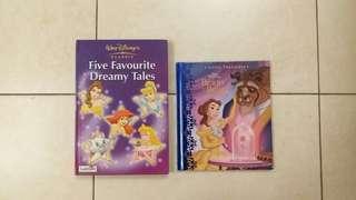 Disney Princess books - all
