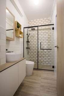 Toilet BTO HDB RESALE Overlay