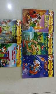 Geronimo Stilton each title