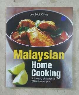 Cooking Book : Malaysian Home Cooking
