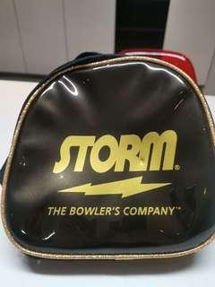 Storm one ball bowling bag from Japan