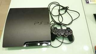 PS3主機+手把