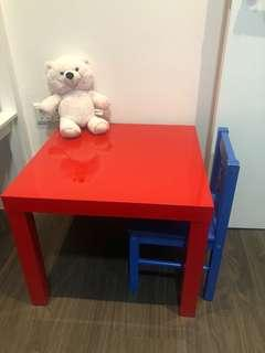 Kids Table (Red)