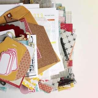 Scrapbook Grab Bag