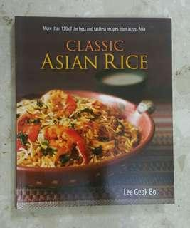 Cooking Book : Classic Asian Rice