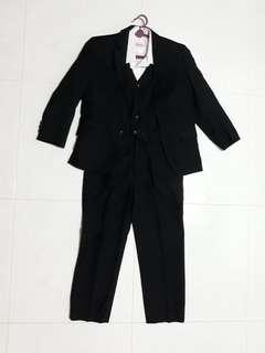 Boy's Suit & Pants (3 layers) by J Edward (fits 8 to 12 years)