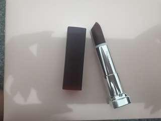 Maybelline The Powder Mattes Lipstick Shade Rosewood Red