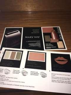Mary Kay Full Face Makeup Sampler - Chocolates