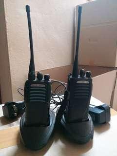 walkie talkie (5km)