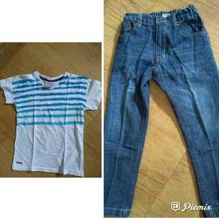 Fashion anak preloved