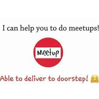 Meet up helper (Anywhere)