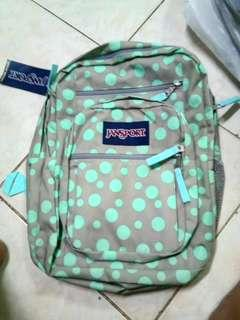 ORIGINAL JANSPORT BACJPACK FOR SALE!!! ALMOST HALF A PRICE..  HURRY UP!!!  LIMITED STOCKS