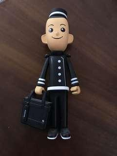 Mr Porter figurine