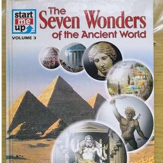 🚚 The Seven Wonders of the Ancient World