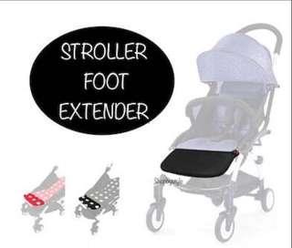 Stroller Foot Rest Extender - 21cm