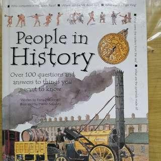 🚚 People in History - Over 100 questions and answers to things you want to know