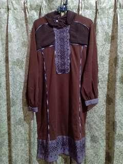 Baju brown