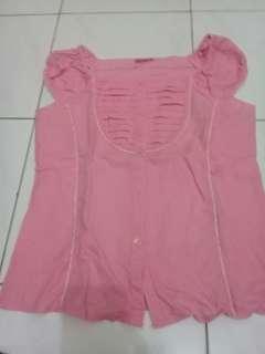 ●Bersih2● Lady pink top