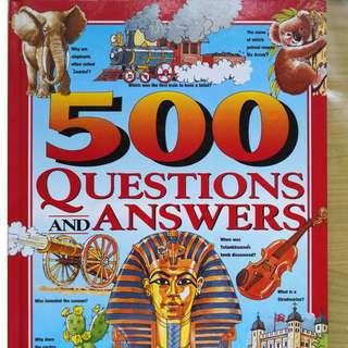 🚚 500 Questions and Answers